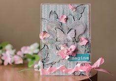 "Card ""Maja Design"" and ""Clear Scraps"" - Scrapbook.com"