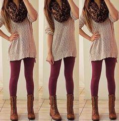 Meia-calça roxa