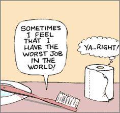 Worst job in the world