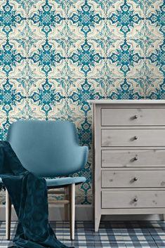 Prémiová tapeta na zeď MINDTHEGAP Longwy. Designové tapety od GLIX.