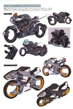 Blassreiter,By rikky on Robot Concept Art, Weapon Concept Art, Concept Cars, Spaceship Concept, Futuristic Motorcycle, Futuristic Cars, Futuristic Vehicles, Motorcycle Design, Bike Design