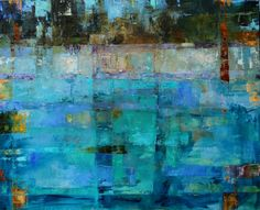 Reflecting Light, 40x50 inches