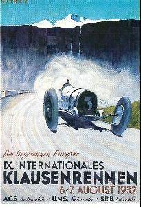 Klausenrennen 1932