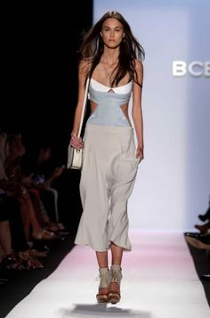 BCBGMaxazria - love! Mercedes Benz Fashion Week - Spring 2014.