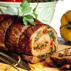 Cocina – Recetas y Consejos Pork Recipes, Mexican Food Recipes, Cooking Recipes, Chilean Recipes, Mini Sandwiches, Good Food, Yummy Food, Colombian Food, International Recipes