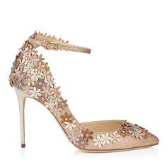 cef2dbd80a5 LORELAI 100. Bride ShoesChampagne ...