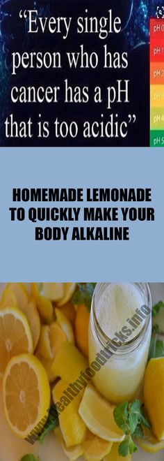 Did you know that our bodies both live and die at a cellular level? We have billions of cells in our bodies which work to maintain alkalini. Holistic Medicine, Herbal Medicine, Be Natural, Natural Health, Health Diet, Health And Wellness, Homemade Mouthwash, Homemade Lemonade, Medical Help