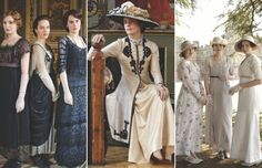 Love the dresses and hats! Such a European feel