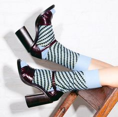 yes to socks with sandals