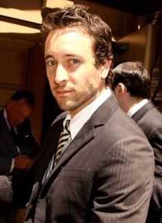 TV scares the shit out of me. With all due respect, it's a business about numbers and how many people are watching. — Alex O'Loughlin, GQ Australia, November 2011 CBS Upfronts – New Yor…
