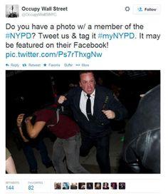 Social Media Fail . . . #myNYPD