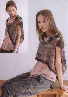 欧洲编织 2 简约风手编(Lets Knit Series № 71333 2014) - 壹一 - 壹一的博客