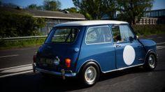 Mini Stance - Page 209 - Styling Retro Cars, Vintage Cars, Classic Mini, Classic Cars, Mini Cooper S, Super Cars, Mini Stuff, Racing, Sushi