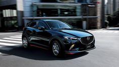 New Mazda CX-3 新型マツダ