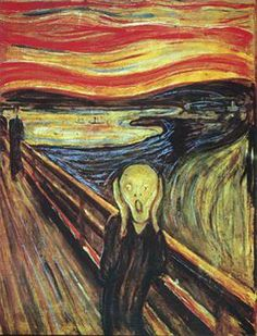 Image result for edvard munch despair