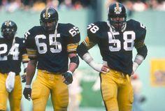 Pittsburgh Steelers Football, College Football, Jack Lambert, Steeler Nation, Great Team, Football Players, Black N Yellow, Nfl