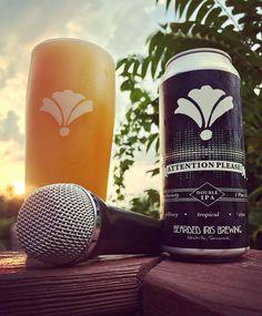 Bearded Iris Attention Please! DIPA - Amazing citra juice bomb! #FavoriteBeers #summershandy #beers #footy #greatnight #beer #friends #craftbeer #sun #cheers #beach #BBQ
