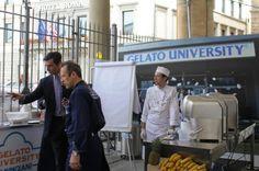 The World of Hand Made Gelato at Carpigiani Gelato University - YES THERE IS A GELATO UNIVERSITY IN THIS WORLD. Gelato, In This World, University, Italy, Train, Food, Ice Cream, Italia, Essen