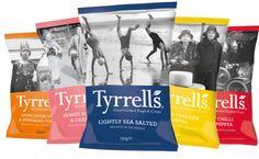 Sponsored: Tyrrells Chips Prize Package