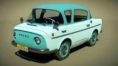 1960 Polish made car
