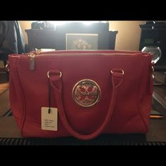 Red purse Red purse Bags Shoulder Bags