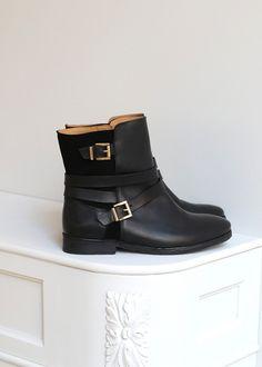 Sézane - Eddy Biker Boots