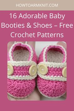Are you looking for some 16 Adorable Baby Booties & Shoes – Free Crochet Patterns These baby booties are so awesome and cute and perfect for your little baby!! Please come check out this article today. #16AdorableBabyBooties&Shoes–FreeCrochetPatterns #Babybooties #Crochetpatterns Little Babies, Cute Babies, Afghan Blanket, Crochet Baby Booties, Free Crochet, Baby Shoes, Crochet Patterns, Booty, Awesome