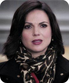Lana Parrilla. Regina Mills, ouat