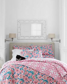 Delicieux Lilly Pulitzer® Perfectly Printed Percale Bedding Collection At Garnet Hill