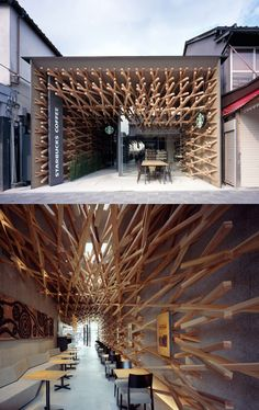 Starbucks Coffee, Dazaifu, Fukuoka Prefecture, Japan