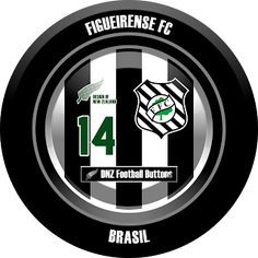 DNZ Football Buttons: Figueirense FC