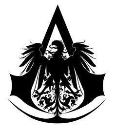 Assassin's Creed: German Crest by okiir.deviantart.com on @deviantART