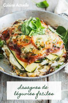 Vegetarian Recipes, Cooking Recipes, Healthy Recipes, One Pot Meals, Food Presentation, Vegan, Eating Habits, Italian Recipes, Pasta