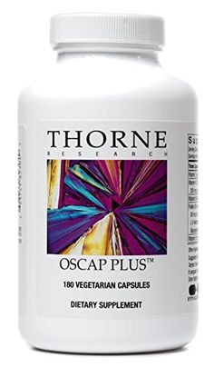 Thorne Research  Oscap Plus with Ipriflavone  Dietary Supplement for Bone Support  180 Capsules -- Be sure to check out this awesome product. (This is an affiliate link and I receive a commission for the sales)