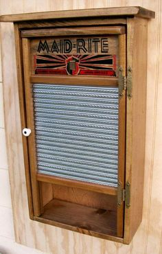 Primitive Washboard Wall Cabinet primitive homes homes front porches homes sign homes plans homes farmhouse Primitive Bathrooms, Primitive Homes, Primitive Kitchen, Country Primitive, Country Bathrooms, Country Decor, Rustic Decor, Farmhouse Decor, Country Homes