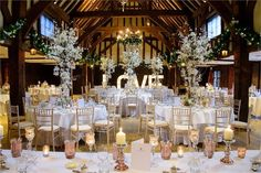 The Tithe Barn - Great Fosters