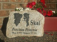 Skai remembered on Mica slate......