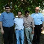 El viernes 24 de octubre serán ordenados sacerdotes: los diáconos Juan de Dios Gutiérrez, Martín Melo González y Diego Manzaráz