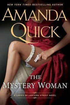amanda quick books | The Mystery Woman (Ladies of Lantern Street, book 2) by Amanda Quick