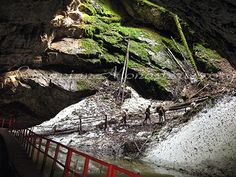 Scarisoara Cave, Apuseni Mountains, Transylvania