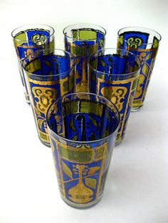 vintage georges briard glass | Recent Photos The Commons Getty Collection Galleries World Map App ...