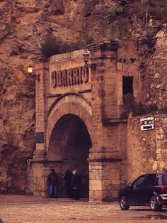 Túnel de Ogarrio#San Luis Potosí #Real de catorce#Mexico
