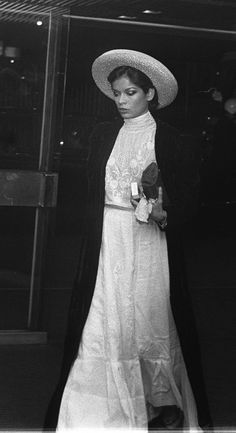 Bianca Jagger in Birmingham