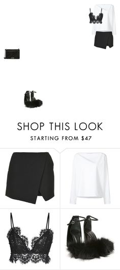 """""""190"""" by mghv on Polyvore featuring moda, Topshop, Lemaire, Isabel Marant i Alexander Wang"""