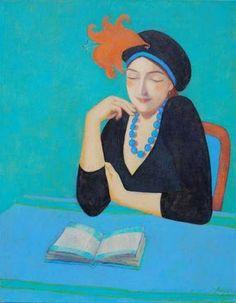 Elisabeth Jonkers (French, b. 1966)
