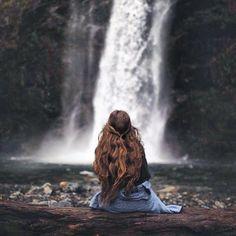 A exaustão não se cura com descanso mas com natureza.