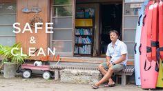 Safe & Clean Vol.14 −マリンエデュケーターの今村直樹さん−