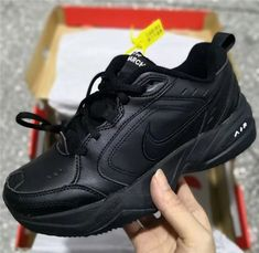 bcd8a63ede2d NIKE Air Monarch IV | NIKE! Sneakers in 2019 | Hype shoes, Nike air ...