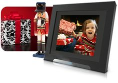 I want to get this for my grandparents!  They don't have to have a computer or internet to be able to receive digital pictures every day from us!
