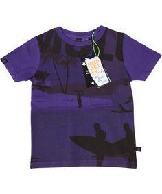 Molo cool purple t-shirt for surfer dudes. molo.en.emilea.be